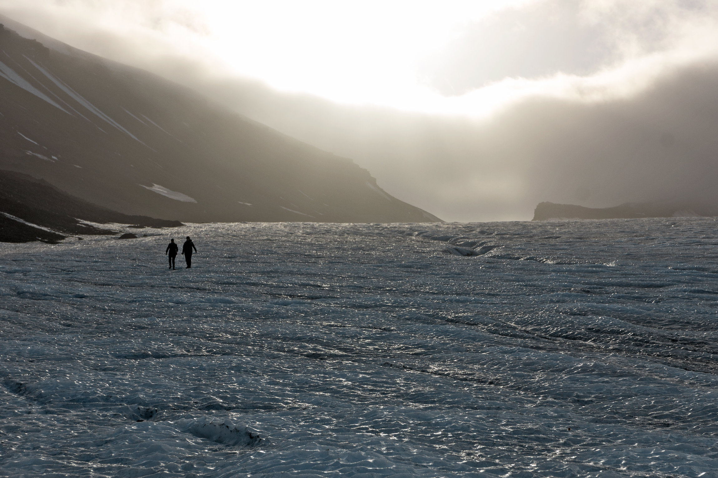 Many of Earth's glaciers are doomed