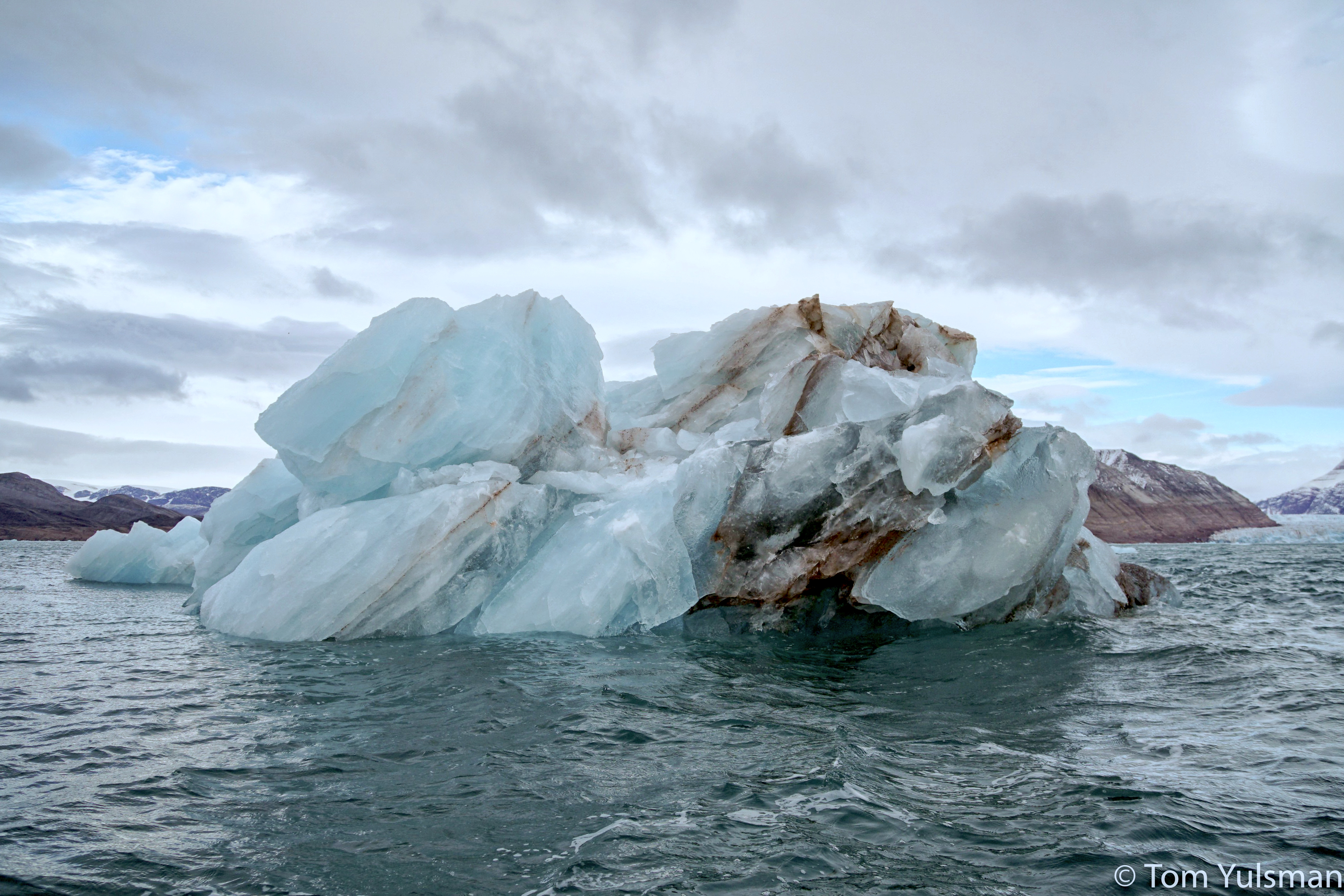 Glaciers doomed by global warming