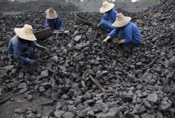 coal china workers