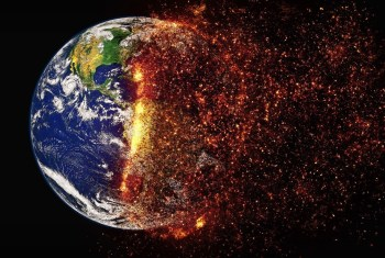 earth fire disaster