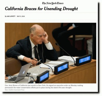 nytimes unending drought