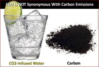 carbon vs co2