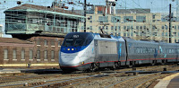 1The Northeast Corridor sees millions of riders a year, but expanding rail in the U.S. is always fraught. (Credit: Loco Steve, cc by-sa) Click to Enlarge.