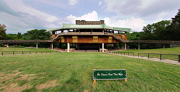 Wolf Trap National Park Photo credit: Gregory F. Maxwell/Wikimedia