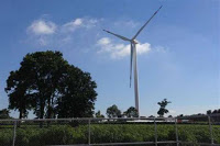 Thailand has an installed capacity of 223MW, including the Theppana wind farm (Credit: windpowermonthly.com) Click to Enlarge.