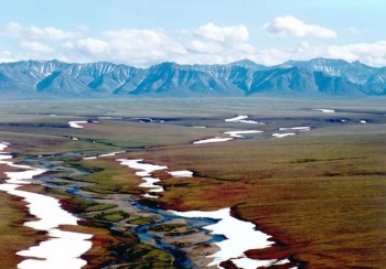 Brooks Range Mountains ANWR
