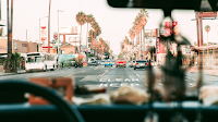 Los Angeles traffic (Photo Credit: Pixabay) Click to Enlarge.