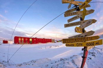 Casey antarctic station