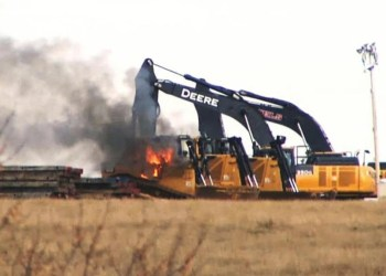 dakota access pipeline sabotage