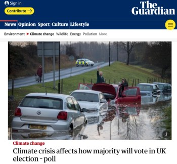 guardian climate poll