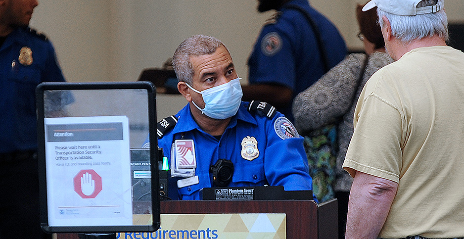 Some travelers are taking advantage of low air fares during the coronavirus pandemic. Photo credit: Paul Hennessy / SOPA Images/Sipa/Newscom