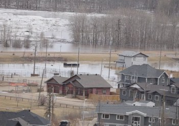 flooding fort mcmurray ice jam