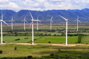 mexico wind farm