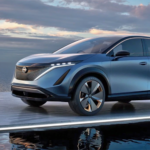 2021 Nissan Electric SUV