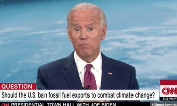joe biden cnn climate town hall