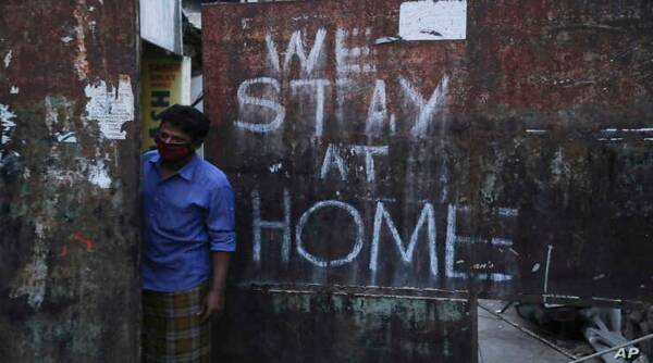 india lockdown, pollution in india covid 19, climate crisis in india, indian express,